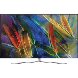 Телевизор Samsung QE55Q7CAM Изогнутый экран QLED в Лучевом фото