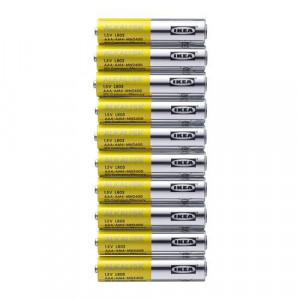 Батарейка щелочная LR03 AAA 1,5В АЛКАЛИСК в Лучевом фото